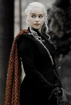 "yocalio: """"Daenerys Targaryen, 7x07 The Dragon & The Wolf "" """