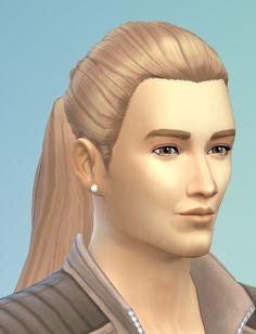 Legolas Hair at Birksches Sims Blog via Sims 4 Updates