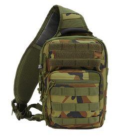 Brandit US Cooper Medium Rucksack Hunting Rucksack Hiking MOLLE Backpack Olive