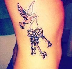 23 Peace Loving Dove Tattoo Ideas