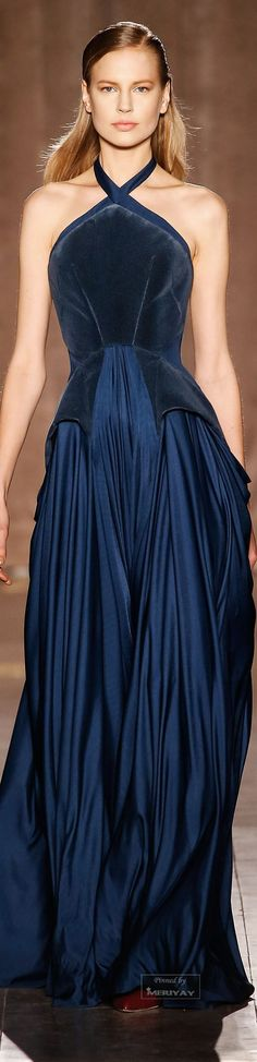 Zac Posen Fall-winter 2015-2016.