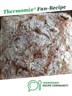 Recipe Rye bread by K_E_M, learn to make this recipe easily in your kitchen machine and discover other Thermomix recipes in Breads & rolls. Rye Bread, Bread Rolls, Rye Grain, Kitchen Machine, Recipe Community, Food N, Breads, Recipes, Thermomix