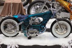 2013 Mooneyes Hotrod and Custom Show ~ Return of the Cafe Racers