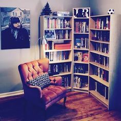 For some, it�s the most important thing in the house. | 24 Bookshelves That Will…