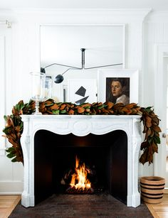 See the Gorgeous Way Michelle Adams Decorates for the Holidays | The Everygirl