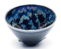 Spotted Tenmoku Tea Bowl, Japan