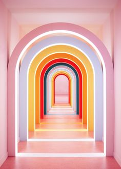 Pretty in Pink Erfolgsmodell Ice Cream Museum in neuem Design PAGE online Pretty In Pink, Red And Pink, Ice Cream Museum, Design Page, Plakat Design, Photo Wall Collage, Pink Aesthetic, Aesthetic Wallpapers, Modern Architecture