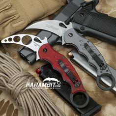 Fox knives karambit folder and trainer