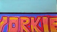 Pop Art painting, age 11
