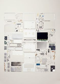 Things Come Apart : Photos of Everyday Objects Dismantled by Todd McLellan