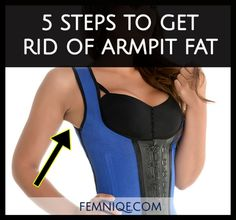 how-to-get-rid-of-armpit-fat