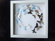 3D frames: no butterflies by the idea is cool