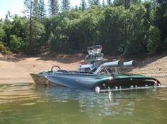 Fast Boats, Cool Boats, Speed Boats, Power Boats, Drag Boat Racing, Flat Bottom Boats, Ski Boats, Boat Engine, Vintage Boats