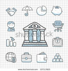 Find Spotless Series Hand Drawn Finance Icon stock images in HD and millions of other royalty-free stock photos, illustrations and vectors in the Shutterstock collection. Thousands of new, high-quality pictures added every day. Visual Learning, Sketch Notes, Journal Ideas, Hand Drawn, Finance, How To Draw Hands, Royalty, Doodles, Bullet Journal