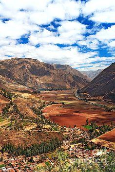 Heiliges Tal der Inkas -  #travel  #peru  #reisen #reise repined by www.chirimoyatours.com  - deutschsprachiger Peru Reiseveranstalter in Lima Miraflores.