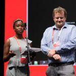 Axum los Gráficos software de animación gana MB 2017 AI hackathon