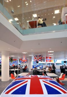 Rackspace's New UK Home of Fanatical Support....