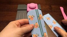 Tags mit Punch Boards: Teil 5 Tag mit dem Flower Punch Board