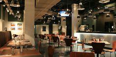 Riverside Studios Restaurant & Bar - Riverside Studios, Crisp Road, London W6 9RL