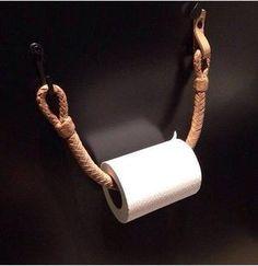 Bekijk de foto van Ietje met als titel Leuke houder voor de wc rol en andere inspirerende plaatjes op Welke.nl.