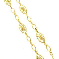 Eagle Head, Chain Links, French Antiques, Filigree, Pearls, Elegant, Stone, Bracelets, Gold