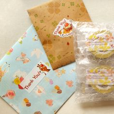 Always seem to be using new packaging and sticker labels.... o.0 #kawaii #kawaiiinspired #packaging #washi #washitape