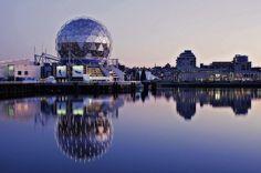 Lugares imprescindibles que ver en #Vancouver.