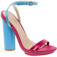 ASOS HIGHGATE Heeled Sandals