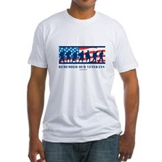 These Veteran's Day shirts pay tribute to the men and women who were willing to pay the ultimate price for our freedom. Available in many sizes, colors and styles.