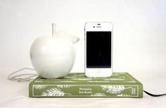 Jane Austen's Persuasion booksi iPhone and by RichNeeleyDesigns, $52.00