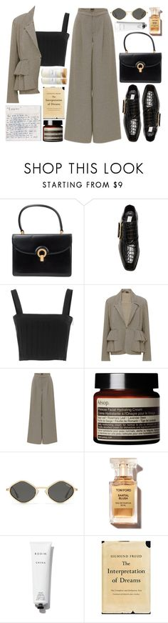 """""""September 23"""" by mariimontero ❤ liked on Polyvore featuring Gucci, STELLA McCARTNEY, Kika Vargas, Aesop and Rodin"""