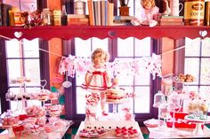 Shirley Temple Inspired Birthday Party