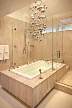 super cool bathroom
