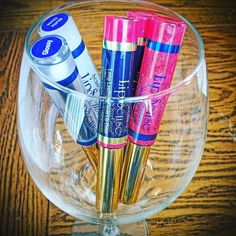 If I could drink them I probably would  #bestlipstickever #lipsense #love Join my FB VIP group for available colors: http://ift.tt/2peZGTr