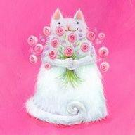 Rose Cat