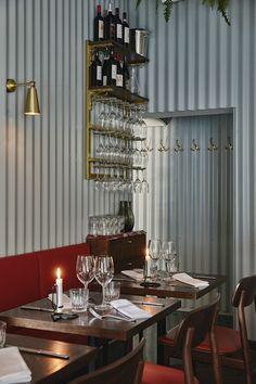 OX Restaurant by Joanna Laajisto
