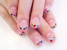 20 Fresh Ways To Update Your Traditional French Manicure