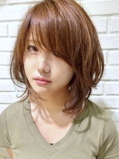 Reciel多治見  似合わせレイヤーボブ  by大島 - 24時間いつでもWEB予約OK!ヘアスタイル10万点以上掲載!お気に入りの髪型、人気のヘアスタイルを探すならKirei Style[キレイスタイル]で。