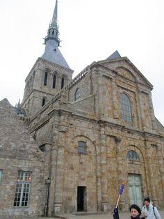 Normandy, France – Mont Saint-Michel