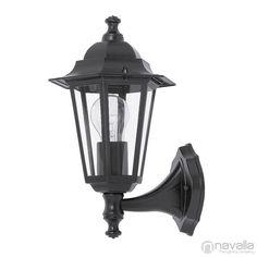 VELENCE - Rábalux 8204 - Kültéri fali lámpa - fekete 1xE27 max. 60W 23 x 35 cm [RABALUX-8204] - 3.250 Ft