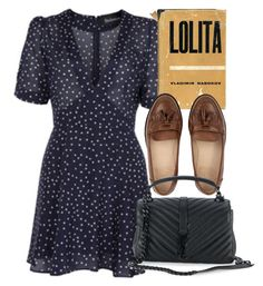 """""""Untitled #5148"""" by rachellouisewilliamson on Polyvore featuring Jack Wills and Yves Saint Laurent"""