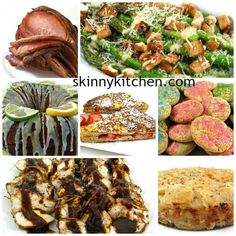 Skinny Kitchen's Easter Recipe Round-Up. I'm sharing yummy recipes for making a bunch, lunch or dinner. You can easily mix and match to create your own wonderful, skinny menu. http://www.skinnykitchen.com/recipes/skinny-kitchens-easter-recipe-round-up-2015/