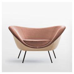 Snake Ranch | styletaboo:   Gio Ponti - D154 Armchair for... #SofaChair