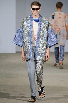 Walter Van Beirendonck | Spring 2015 Menswear Collection | Style.com