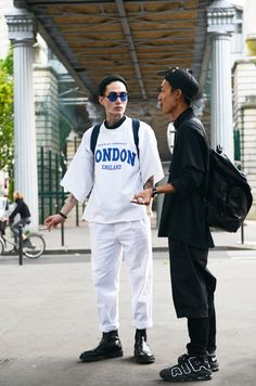 rapper geek nomad - TOMMY TON