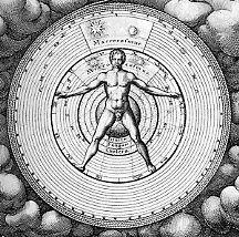 gnostic microcosm man