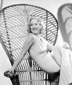 Miriam Hopkins, for Trouble in Paradise, 1932; photo by Eugene Robert Richee