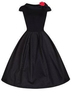 Lindy Bop 'Trixie' Millésime 50's Chic New York Style: Amazon.fr: Vêtements et accessoires