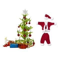#LUNDBY SMÅLAND CHRISTMAS TREE SET