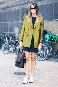 How to Make Any Outfit Party-Ready in 1 Step via @WhoWhatWearUK